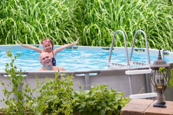 Blog | The Benefits of A Doughboy Above Ground Pool | AllStar Pool ...