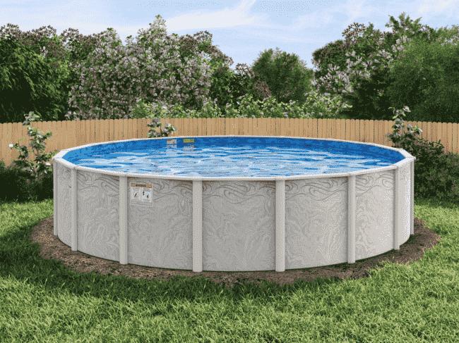 Round Silver-Tone Pool Frame in Birmingham, AL