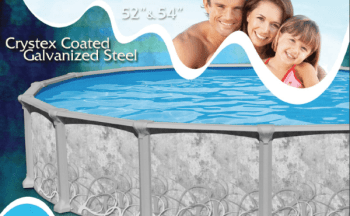 Galvanized Steel coated hot tubs in Birmingham