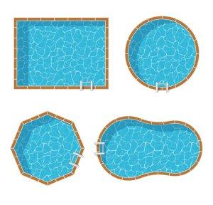 Different swim spa types