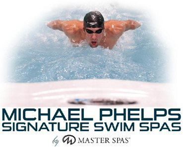 Michael Phelps Signature Swim Spas in Birmingham